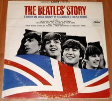 The Beatles Story 1969 Apple/Capitol STBO-2222 STEREO 2 LPs 33rpm VG+