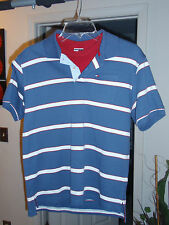 NEW Lot of 2 Boys Matching Tommy Hilfiger Shirts RARE Styles NWT Size S/P