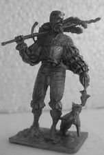 "tin 54mm RE16 Germany. Lance knight - ""The Master of the Sword"""