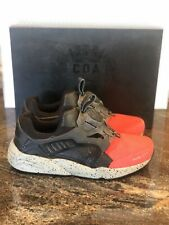 PUMA DISC X RONNIE FIEG AMIS FRIENDS & FAMILY F&F 9.5 US BLACK / POPPY RED KITH