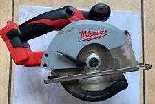 Milwaukee 2682-20 M18 Li-Ion 5-3/8-Inch Metal Saw Tool Only