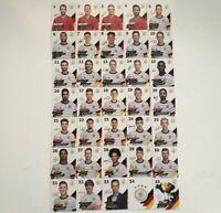 Rewe DFB EM 2020 - Komplett Set alle 35 verschiedenen Sammelkarten Karten