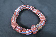 Alte Glasperlen Venedig BE78 Old Venetian African Trade Beads Afrozip
