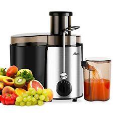 Aicok Centrifugeuse Fruits et Légumes 400w pour presse entiers ...