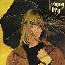 FRANCOISE HARDY Picture Disc Vinyl LP Sealed with Die Cut sleeve