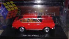 Coche Clásico Seat 850 Coupé - Classic Car Spain - Gerona (1967) - 1:24 - IXO