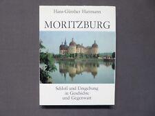 Buch, Hartmann, Moritzburg, Schloß und Umgebung in Geschichte und Gegenwart 1988