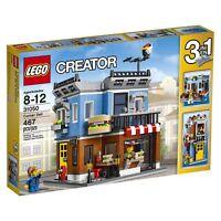 LEGO Creator Corner Deli 31050 3 in 1 Set - Brand New - Free Shipping