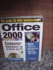 Office 2000, el gran CD-ROM selbsterlernkurs