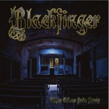 BLACKFINGER - When Colors Fade Away Marbled Vinyl Eric Wagner Trouble/The Skull