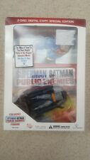 SUPERMAN/BATMAN-PUBLIC ENEMIES DVD with Batman figurine