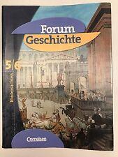 Forum Geschichte 5/6, ISBN: 978-3-06-111060-4