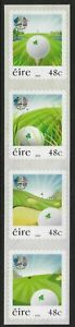 STAMPS-IRELAND. 2006. Golf - Ryder Cup Self Adhesive Set. SG: 1800a. MNH.