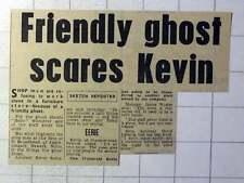 1970 Haunted Furniture Store D Broadhead Appletongate Newark Kevin Robinson