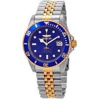 Invicta Pro Diver Automatic Blue Dial Men's Watch 29182