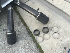 2000-2003 BMW E39 M5 Dinan engine motor cold air intake Carbon Fiber LEFT+ RIGHT