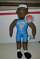 "Carmelo Anthony New York Knicks 2014 NBA Superstars RallyMen Plush 15"""