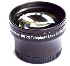 PRO HD 2x TELEPHOTO LENS FOR CANON VIXIA HF M301
