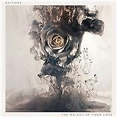 Editors - The Weight of Your Love (2013)  CD  NEW/SEALED  SPEEDYPOST