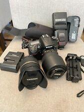 Nikon D D7000 16.2MP Digital SLR Camera bundle, lots of extras!