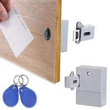 Cabinet Invisible Electronic RFID Lock Hidden Keyless Drawer Door Sensor Locker