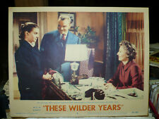 THESE WILDER YEARS, orig 1956 LC #2 (Barbara Stanwyck, James Cagney)