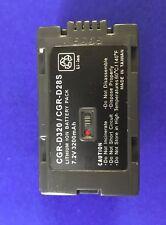 Hitech Battery(Japan Li3.2A)for Panasonic CGR-D320/D28S,AG-DV1DC Digital cameras