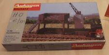 Auhagen H0 H0e H0m TT 10356 Regagne petit Kit de montage avec instructions