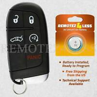 For 2011 2012 2013 2014 2015 2016 2017 2018 Dodge Charger Car Remote Key Fob