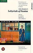 Widescreen PAL VHS Films 18 Certificate