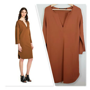[ COUNTRY ROAD ] Womens Half Placket Dress | Size S or AU 10 / US 6