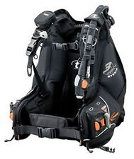 Tusa Conquest BC/BCD Jacket Style Scuba Diving Buoyancy Compensator LG