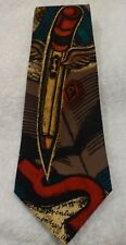 "Beatles ""Paperback Writer"" Apple Corps 100% Silk Neck Tie OOP/HTF"