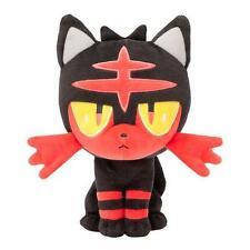 New Pokemon Sun Moon Plush Toys Litten 7in Stuffed Doll Toys Kids Gifts