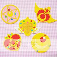Anime Sailor Moon Anime Sailor Moon Insulation Coffee Drink Coaster Cup Mug Mat