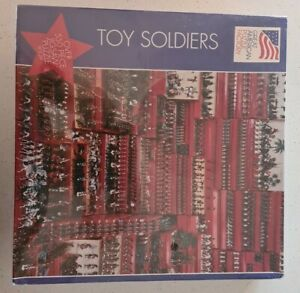 TOY SOLDIERS - Great American Puzzle Factory.  Jigsaw. 550+ pcs. 46 X 61CM. NEW