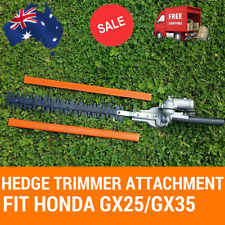 Hedge Trimmer Attachment for Brushcutter,Multi Tool 4 HONDA GX25 GX35 W/9SPLINES