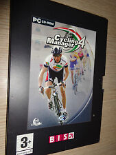 GIOCO PC CD-ROM CYCLING MANAGER 4 GIOCO E MANUALE IN ITALIANO ITA