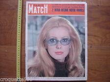 1967 PARIS MATCH 963 Catherine Deneuve Belle de jour Svetlana Staline Beria