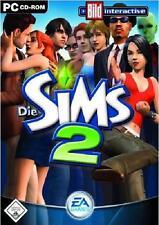 Die Sims 2 (PC, 2004) Hauptspiel Basisspiel
