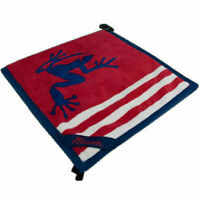 New USA Frogger Amphibian Patriot Golf Towel + Free Champ Golf Tees