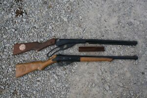 (2) BB Gun Daisy Golden Eagle Model 98 & Red Ryder Plymouth, Mi. PARTS or REPAIR