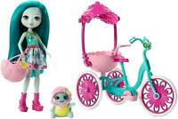Enchantimals FCC65 Taylee Turtle Built for Two Doll Set