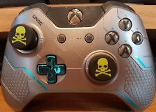 2PC Skull Thumb Grips for PS4 & XBOX Controllers 5 colours Shipped From U.K