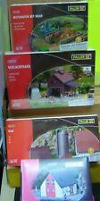 Faller HO 130537 ,180381 ,180621 , 130315 4 Gebäudebausätze im Set
