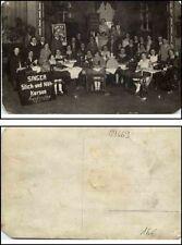 Frankenberg Sassonia 1928 persone Singer Stick-cuci-corso MACCHINA CUCIRE donne FOTO