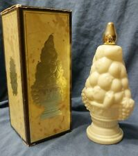 1972 NIB- AVON- Compote- Field of Flowers Cologne- In Original Box- Dog- Poodle