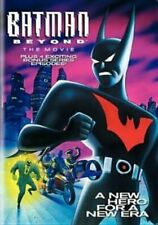 Batman Beyond Movie 0883929088089 With Sherman Howard DVD Region 1