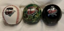 Altoona Curve Pittsburgh Pirates Army Steamer 5th Anniversary Souvenir Baseballs