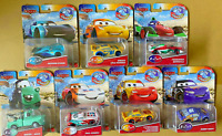 🔥RARE Disney Pixar CARS - COLOR CHANGERS (2-in-1) SET OF 7 Cars HTF Mattel NEW!